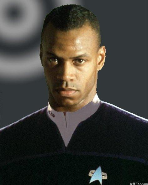 Commander Alex Sexton